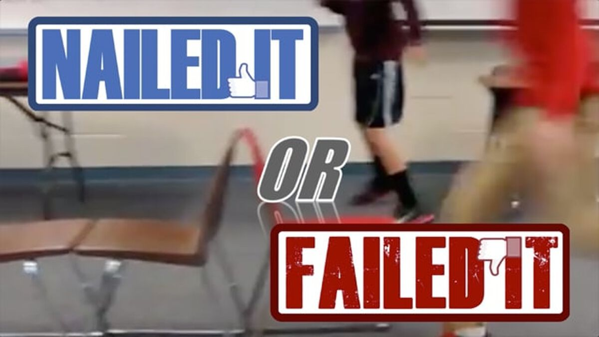 Nailed It or Failed It: Back to School Edition image number null