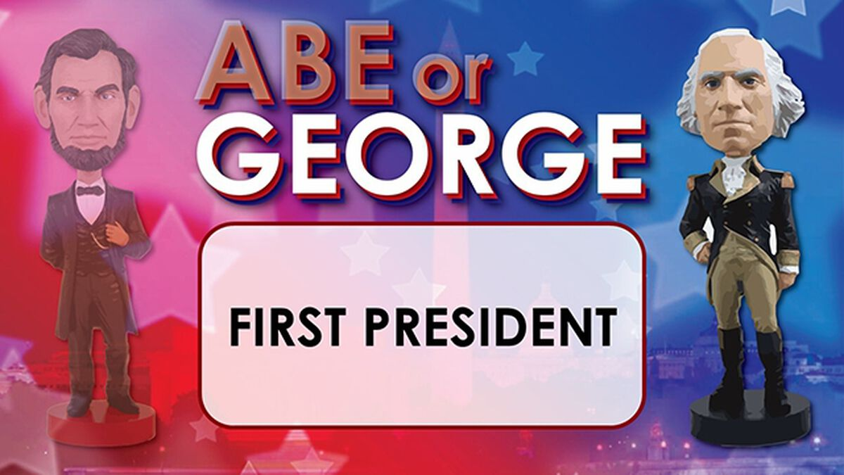 Abe or George image number null