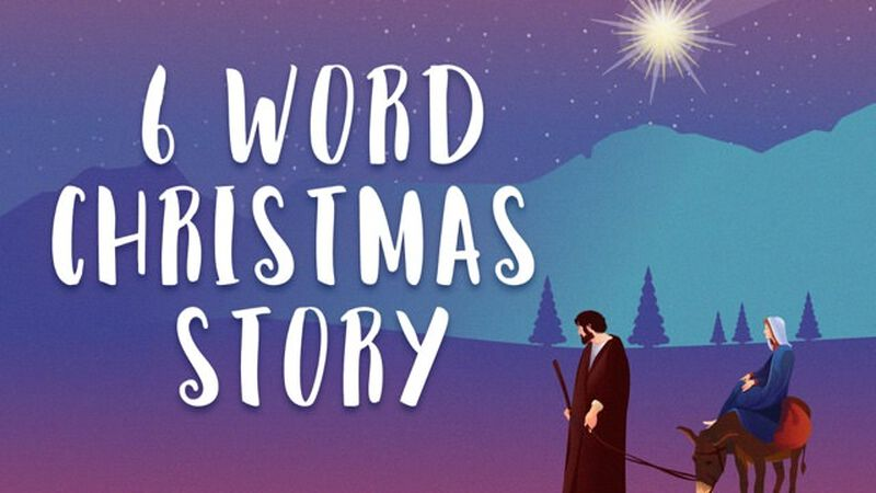 6-Word Christmas Story