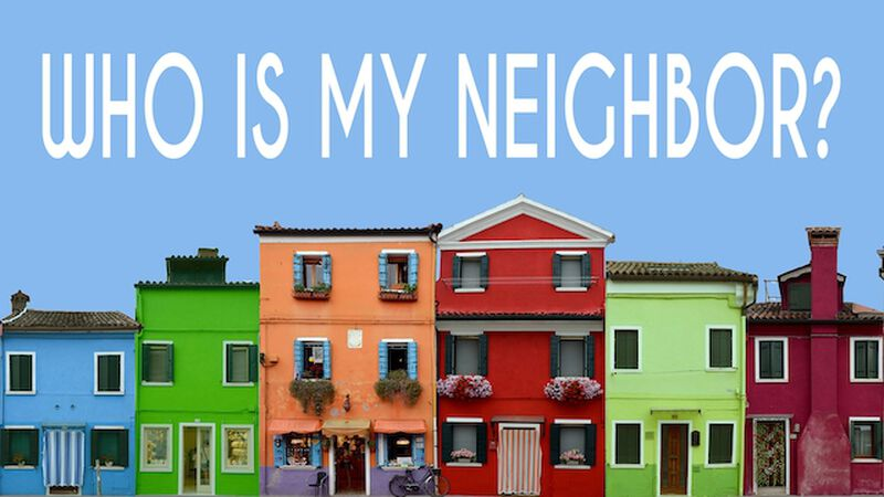 Who is My Neighbor? Teaching + Instagram Game