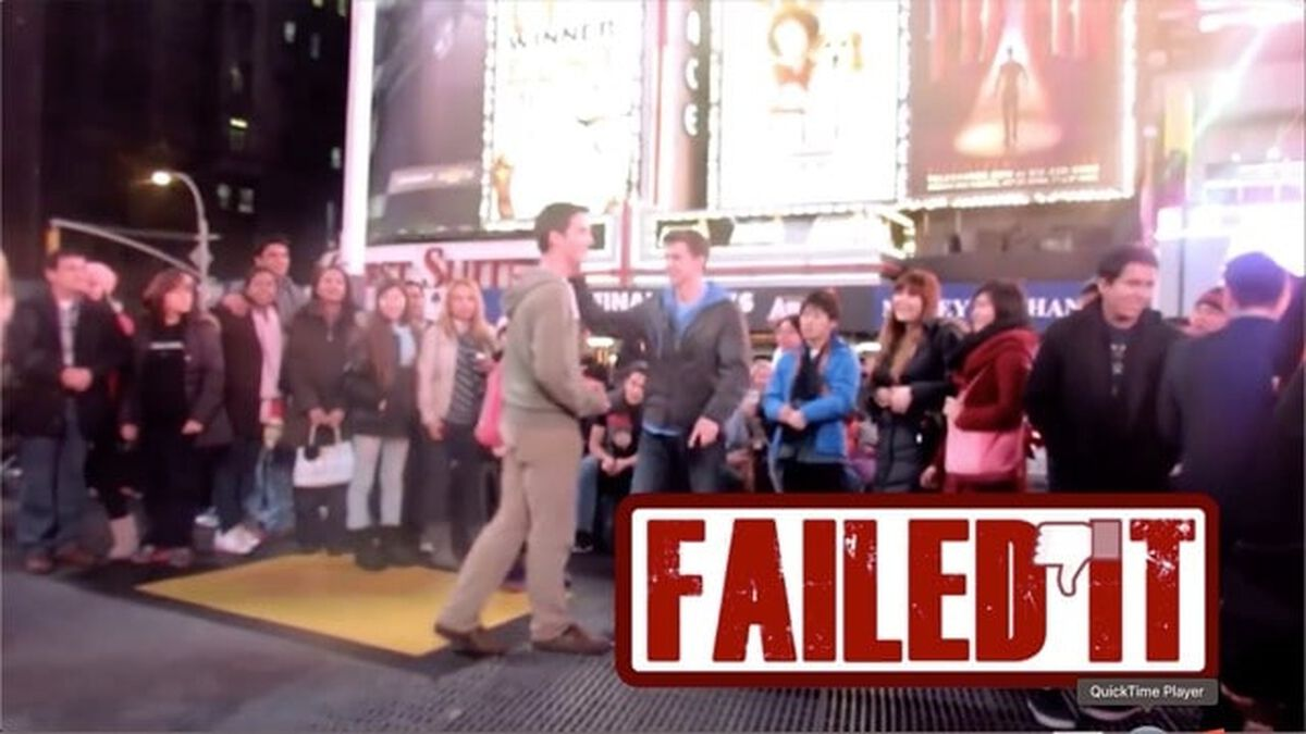 Nailed It or Failed It: Marriage Proposals image number null