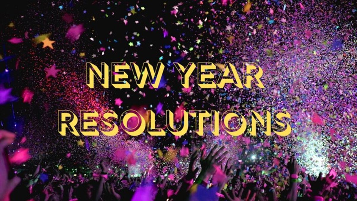 Survey Says New Years Resolutions image number null