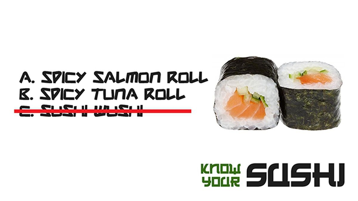 Know Your Sushi (June 18th, International Sushi Day) image number null