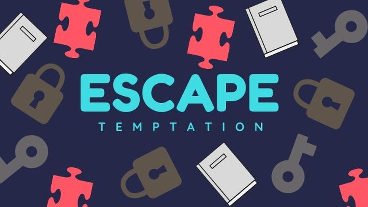 Escape Temptation image number null