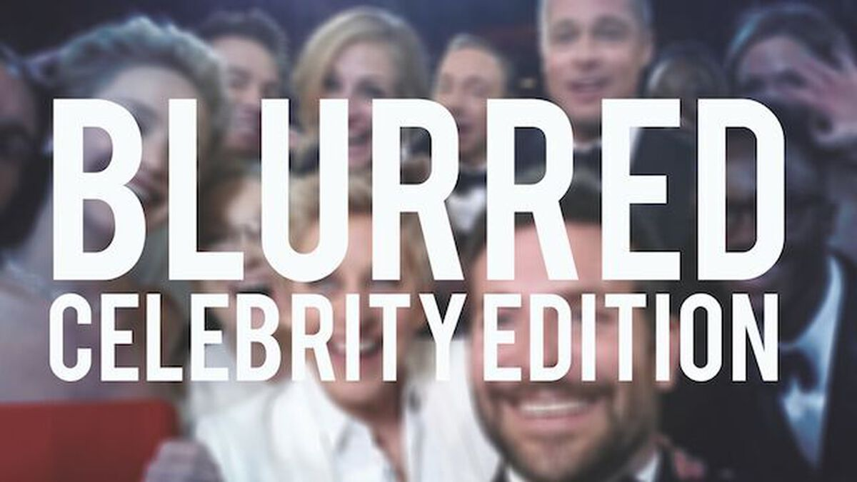 Blurred Celebrity image number null
