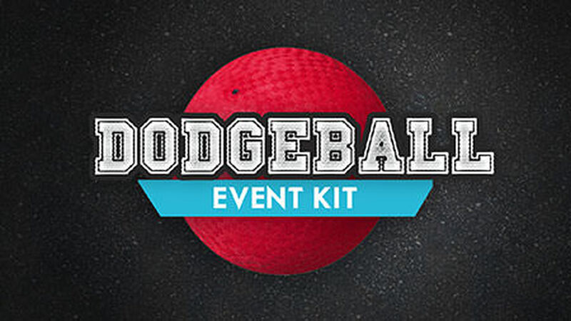 Dodgeball Event Kit