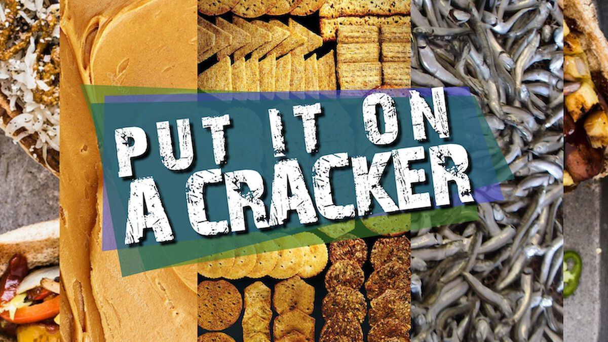 FREEBIE: Put It On a Cracker image number null