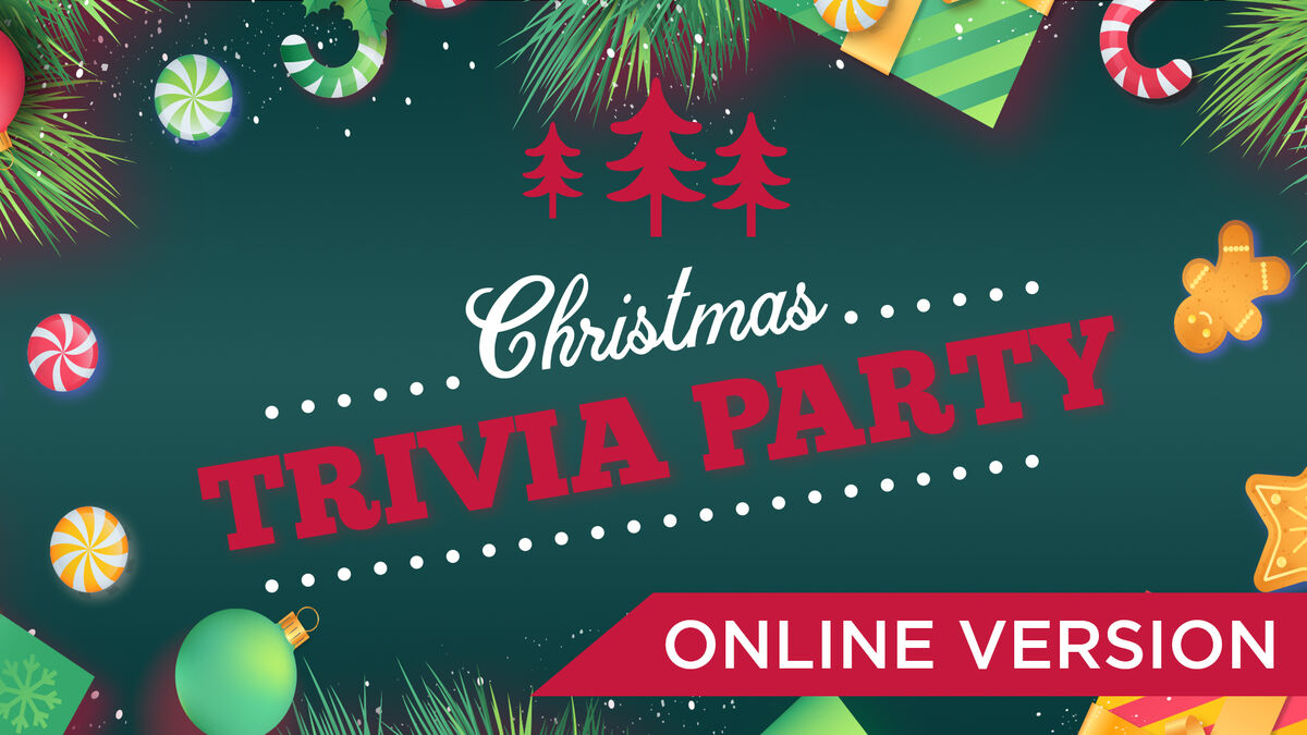 Christmas Trivia Party Online image number null