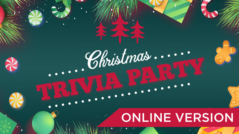 Christmas Trivia Party Online