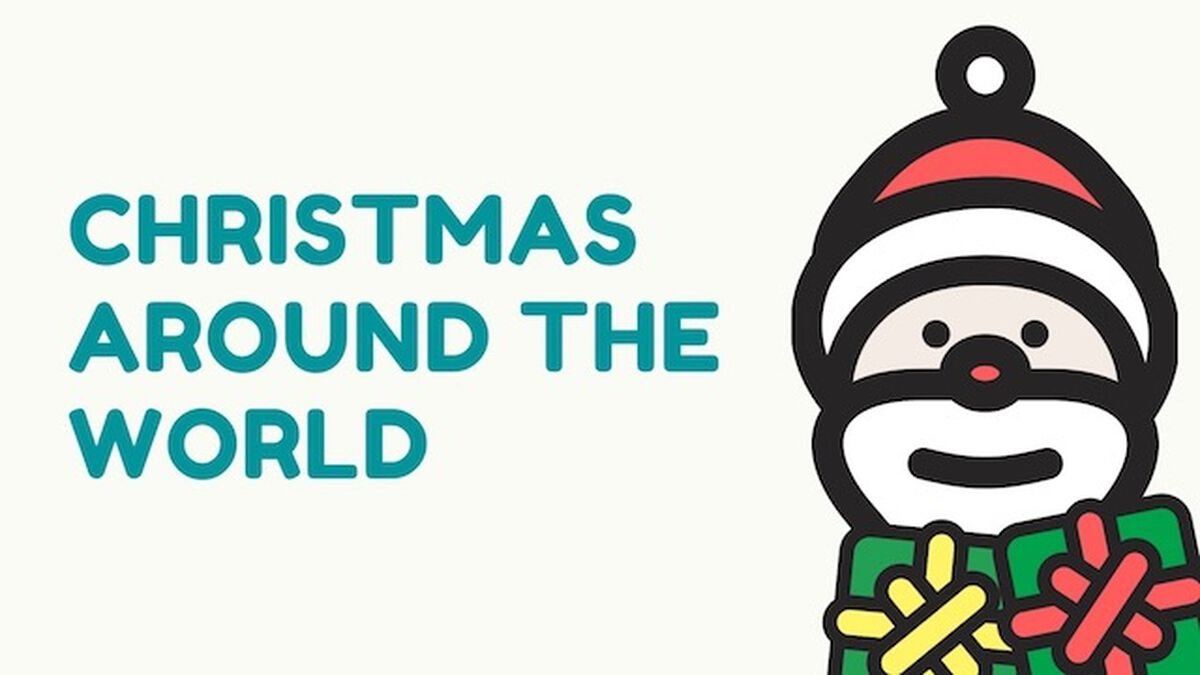 Christmas Around The World image number null