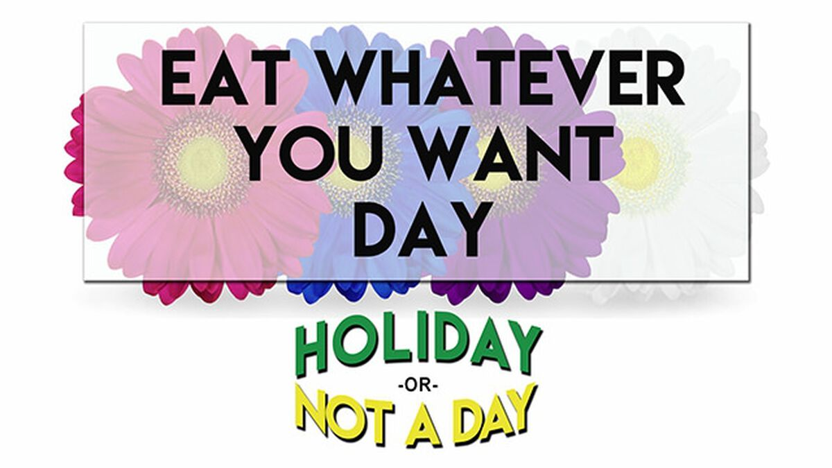 Holiday or Not a Day: May image number null