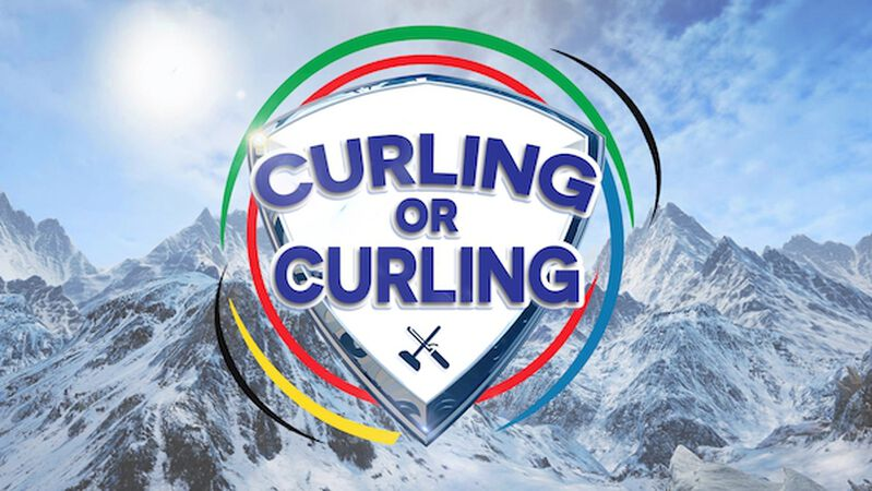 Curling or Curling