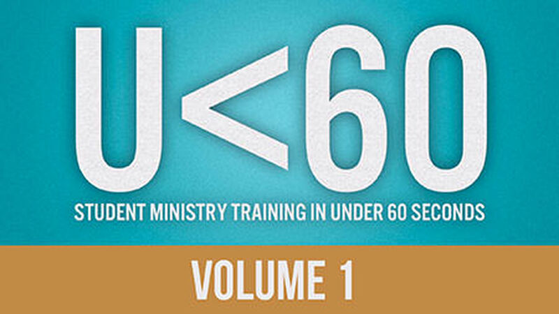 60 Second Volunteer Training Videos: Volume 1