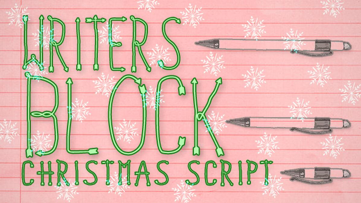 Writer's Block Christmas Script image number null