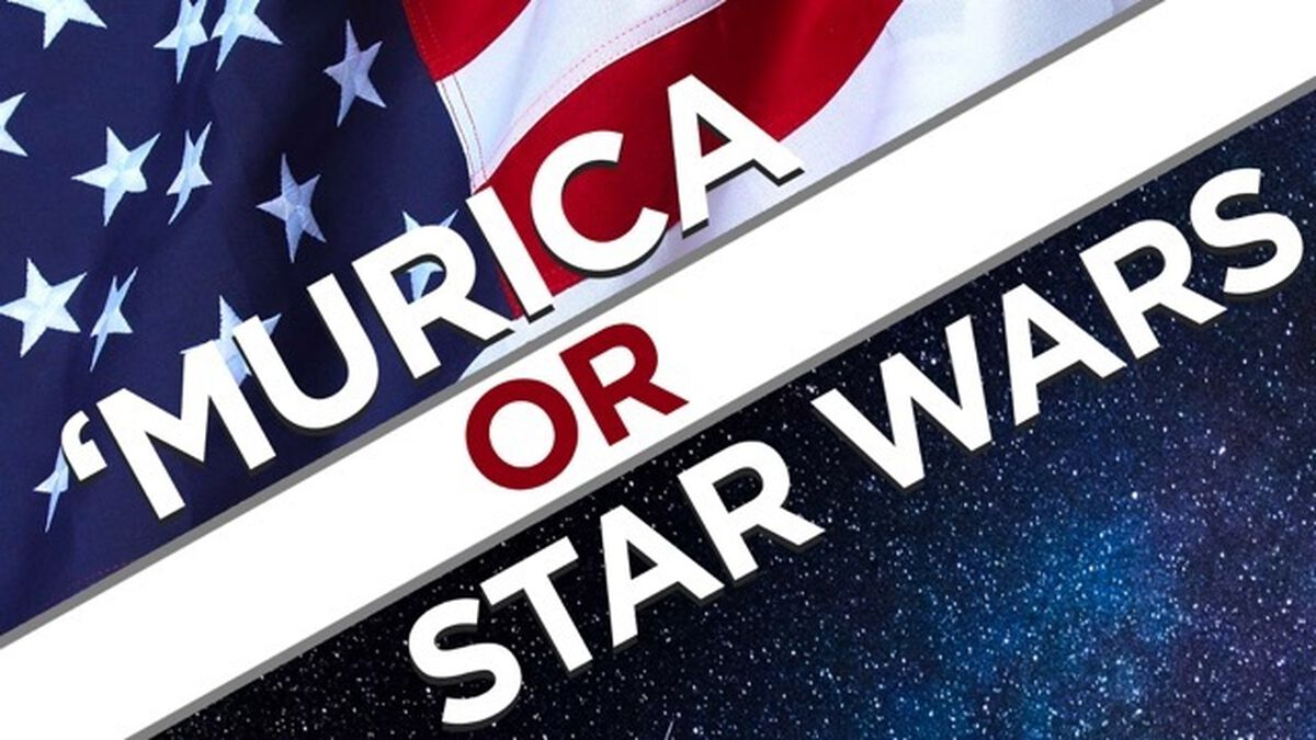 'Murica or Star Wars image number null