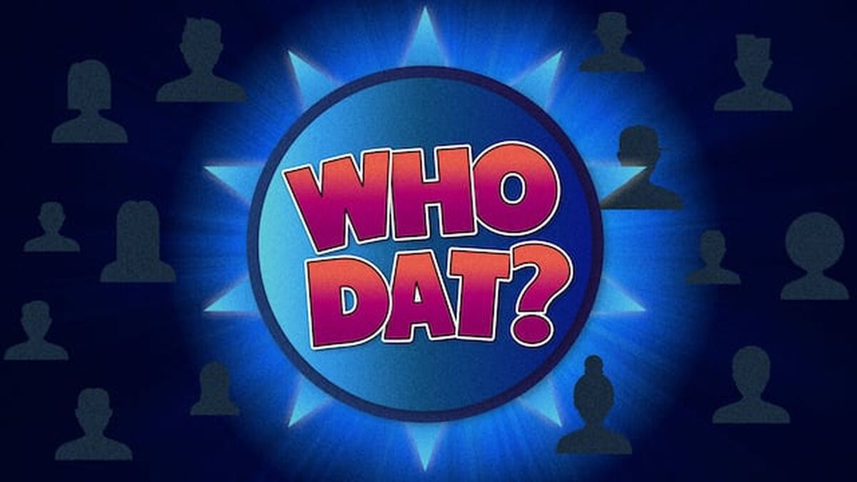 Who Dat? image number null
