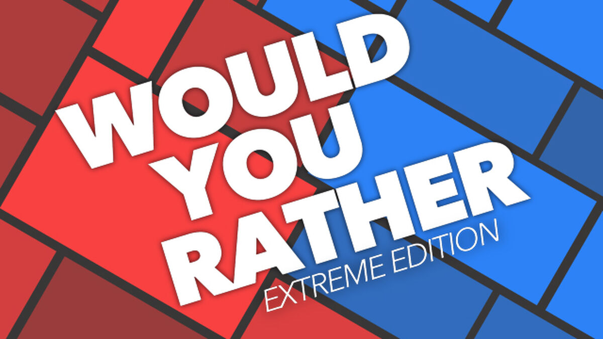 Would You Rather Icebreaker Extreme Edition image number null