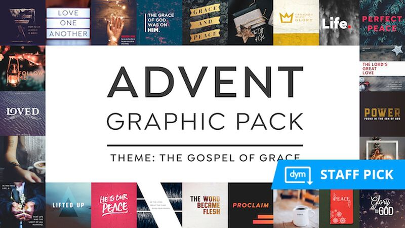 Advent Graphic Pack