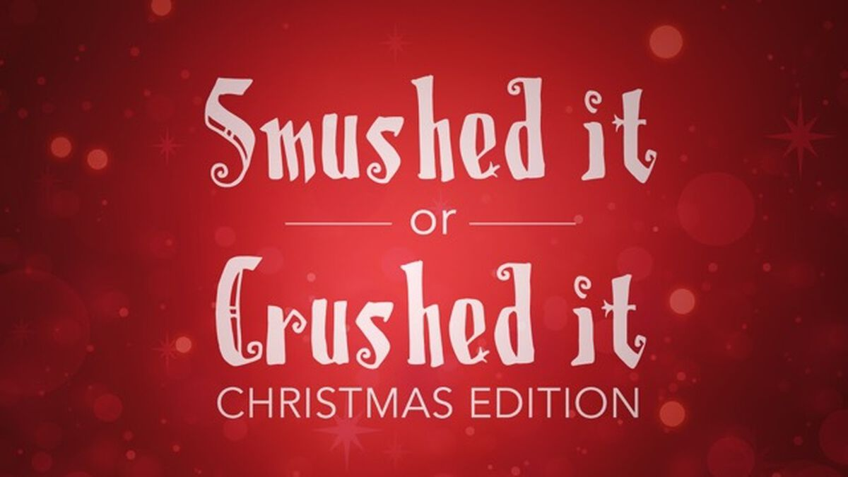 Crush It Or Smush It - Christmas Edition image number null