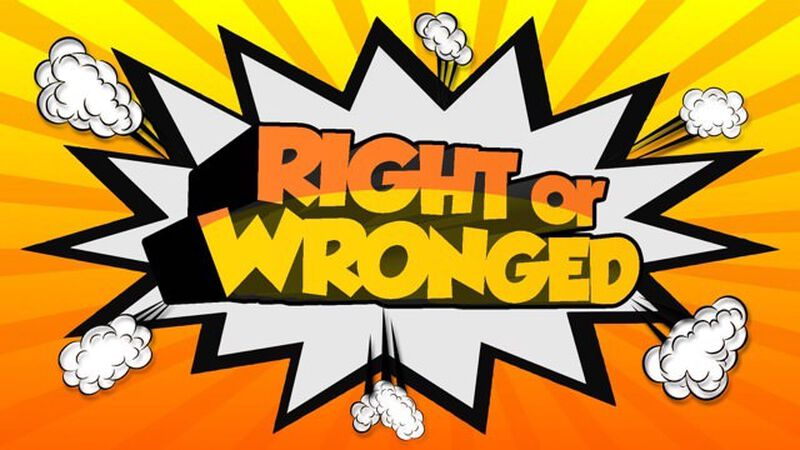 Bible Trivia: Right or Wronged
