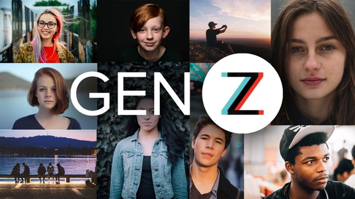 Who is Gen Z? Training image number null