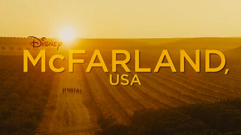 FREEBIE: McFarland USA Faith & Family Discussion Guides