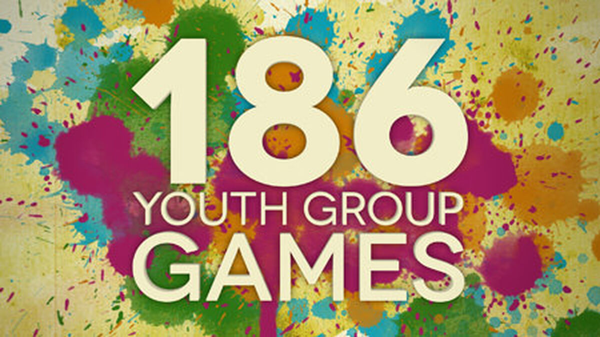 186 Great Youth Group Games image number null