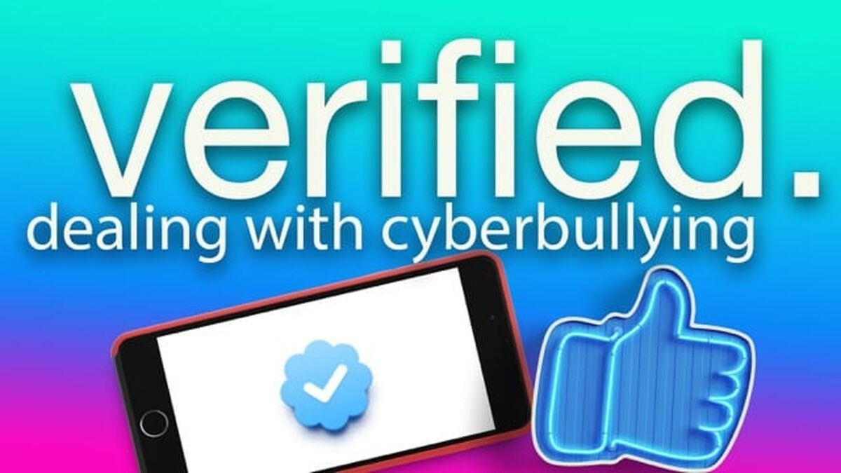 Verified. Dealing with Cyberbullying image number null