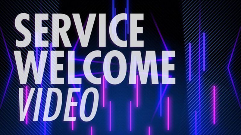 Service Welcome Instruction Video Vol. 3