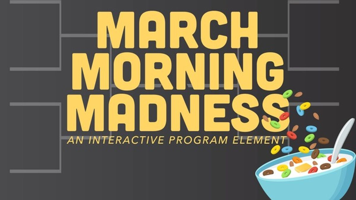 March Morning Madness image number null