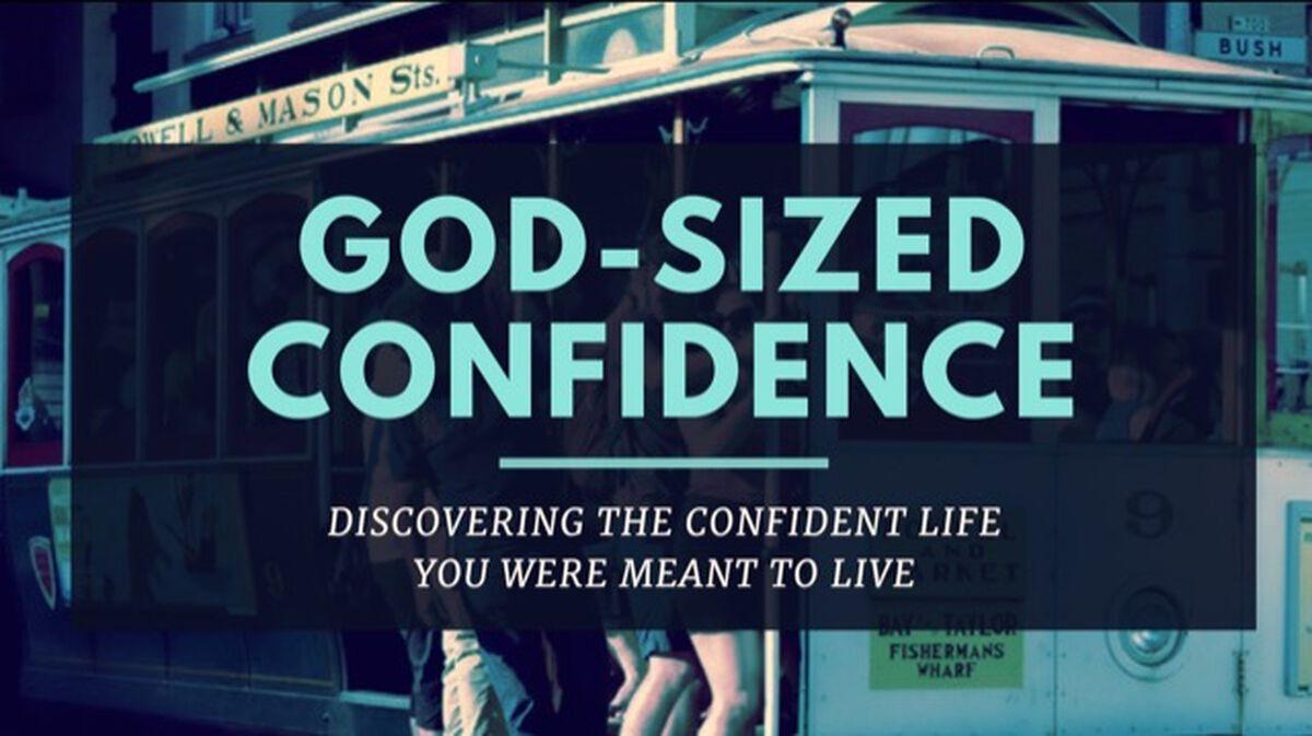 God-Sized Confidence image number null