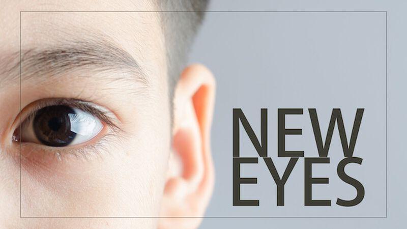 Viva! New Eyes