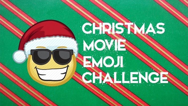 Christmas Movie Emoji Challenge