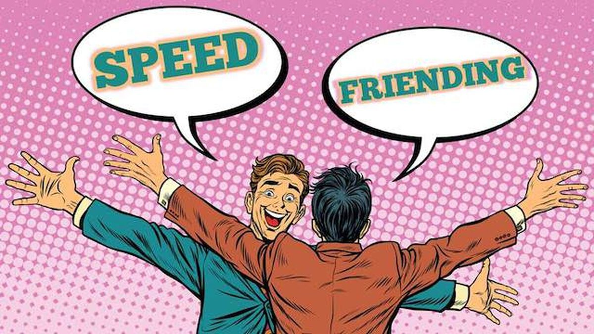 Speed Friending Game image number null