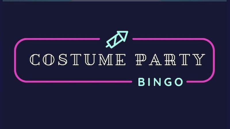 Costume Party Bingo Online