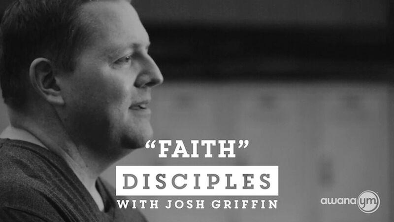 Disciples: Faith