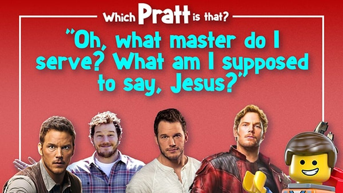 Which Pratt is That? image number null
