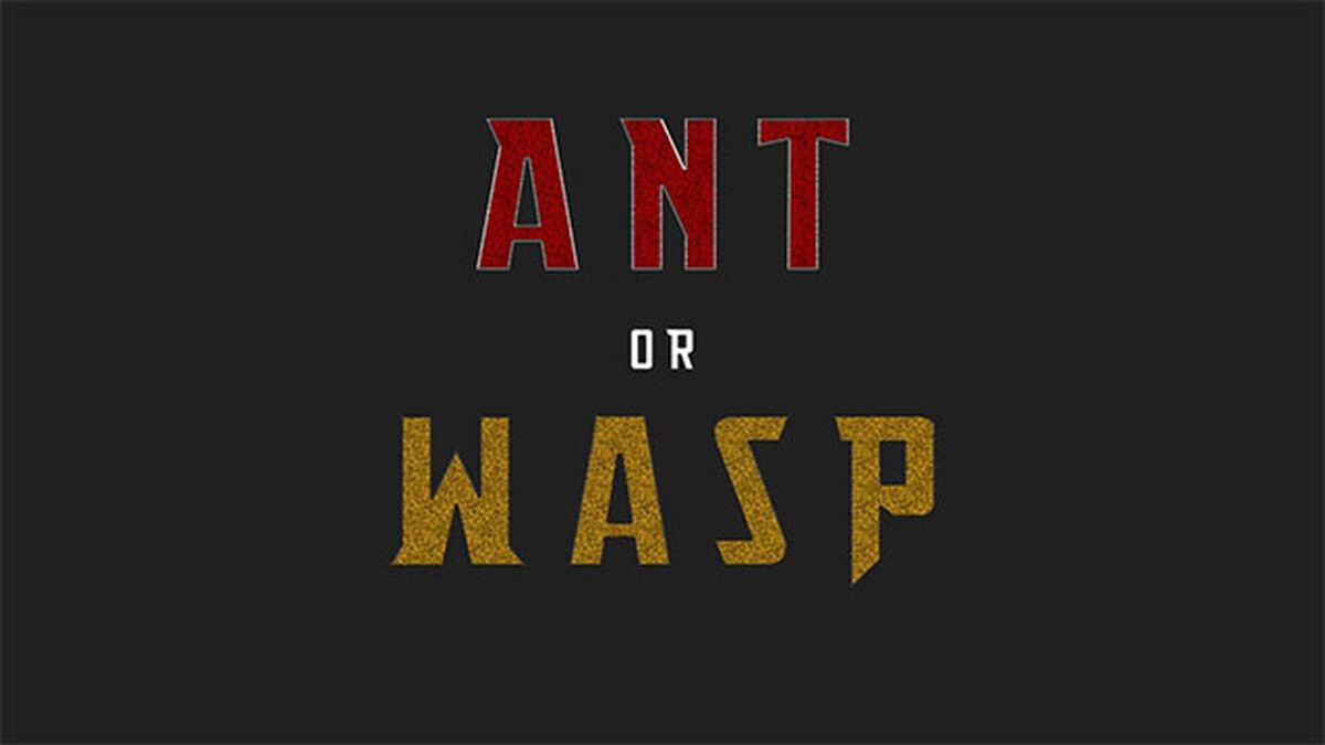 Ant or Wasp image number null