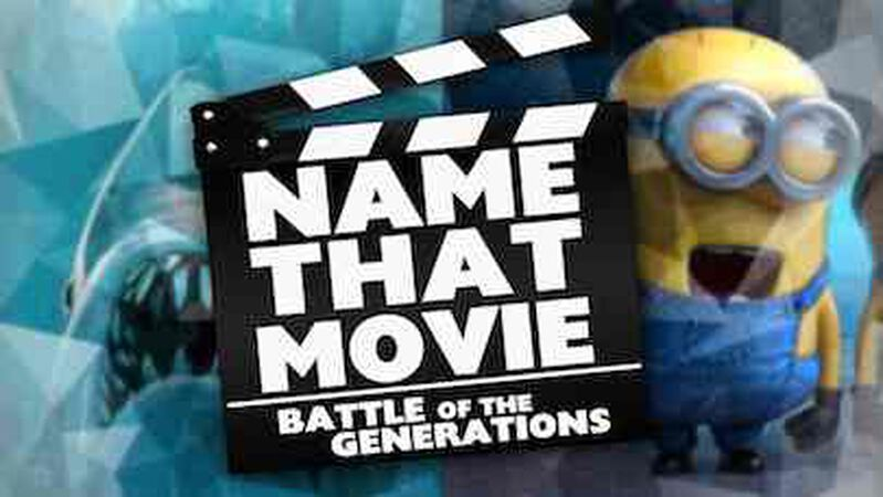 Name That Movie: GENERATIONS