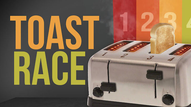 Toast Race