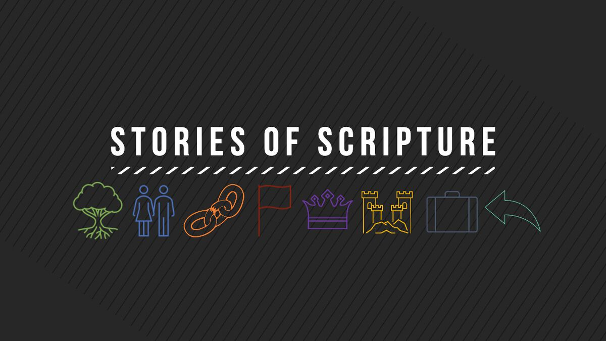 Stories of Scripture Part One - Creation to Patriarchs and Matriarchs image number null