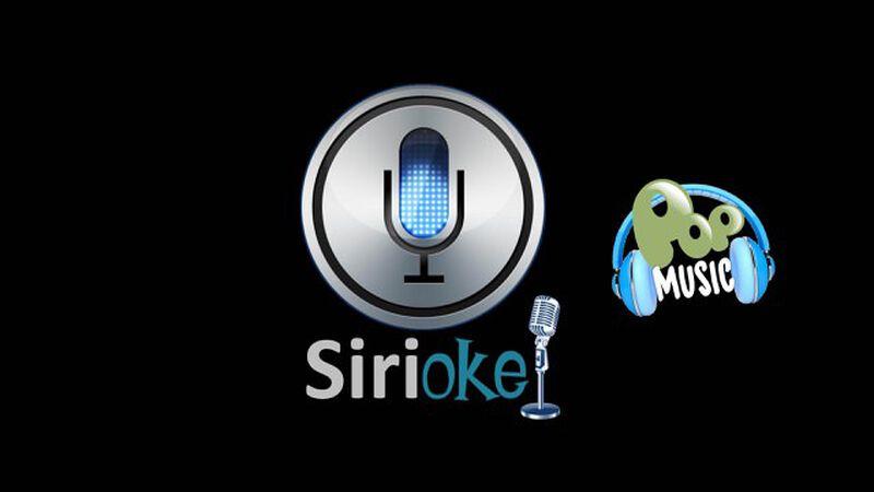Siri-oke: Pop Music