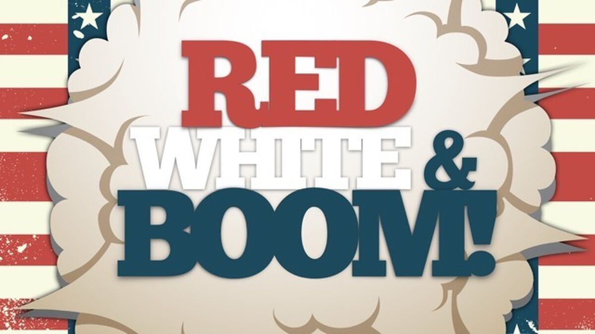 Red, White and Boom image number null