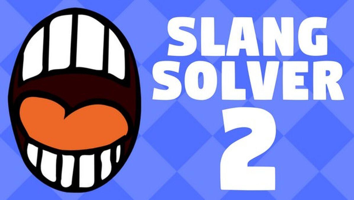 Slang Solver Vol 2 image number null