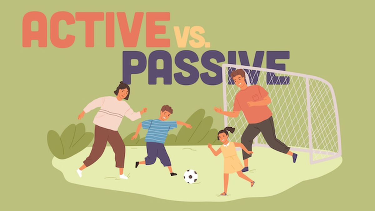Active vs Passive Faith image number null