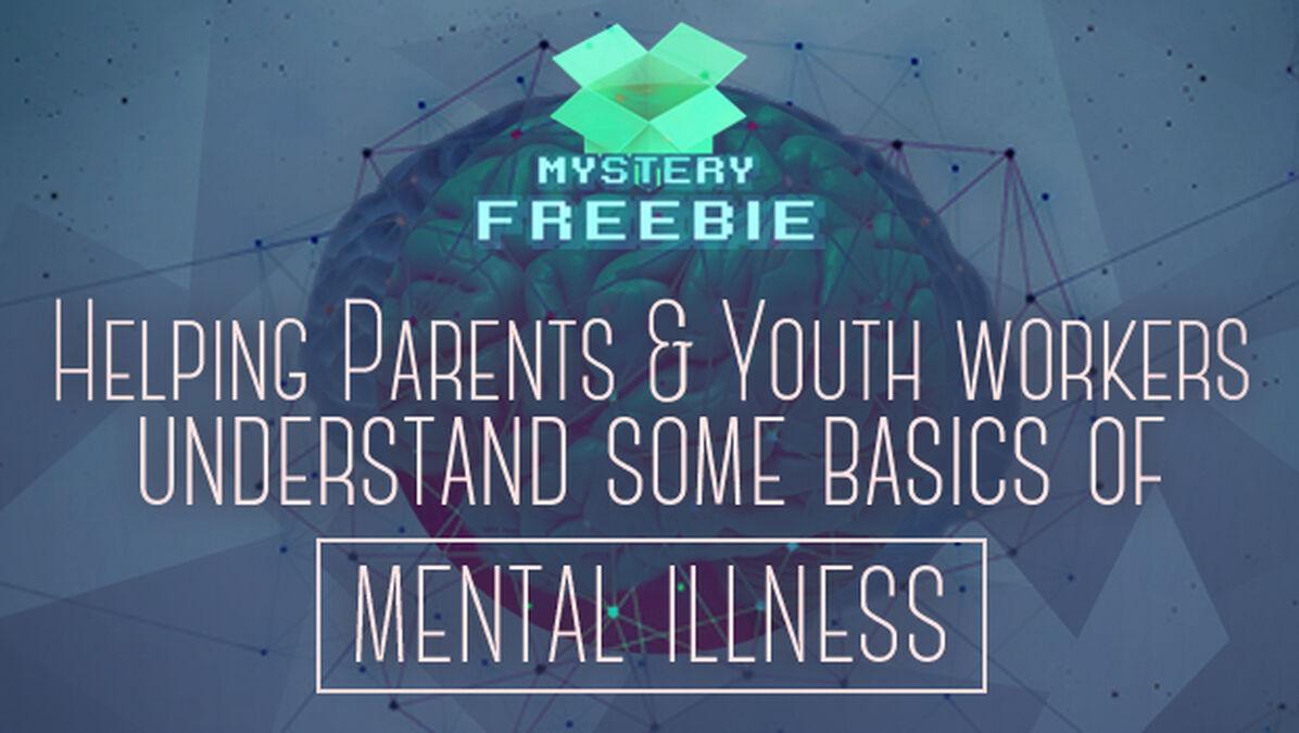 FREEBIE: Mental Illness Handbook image number null