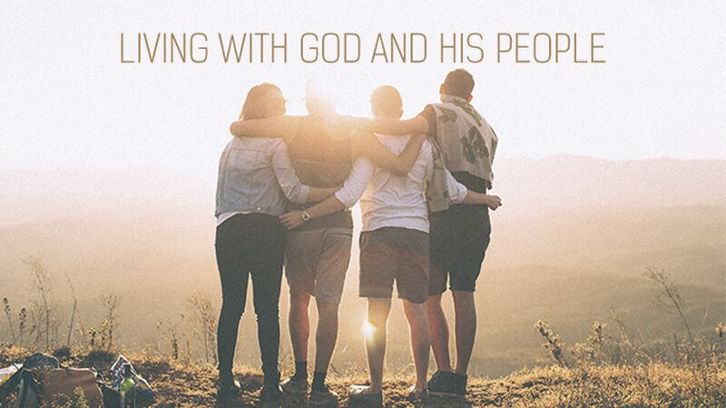 Living with God and His People Retreat Curriculum