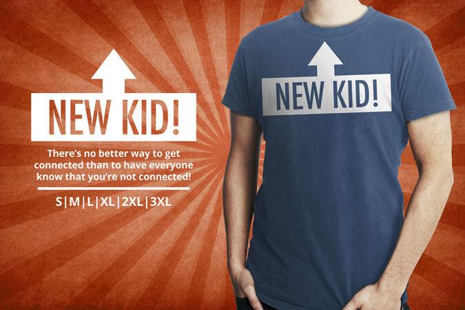 """That Kid"" T-Shirts!"