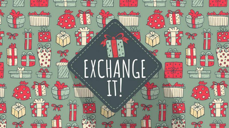 Exchange It! Christmas Edition