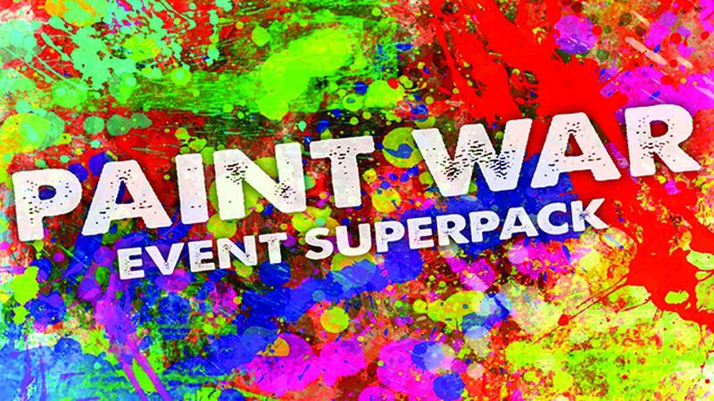 PAINT WAR - Event Super Pack